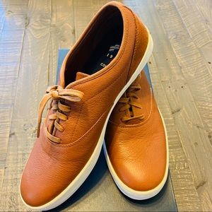 NEW MEN COLE HAAN LACE-UP SNEAKERS
